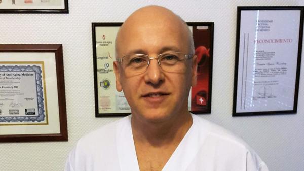 Damián Rozenberg, uno de los pioneros de rejuvenecimiento genético en América Latina