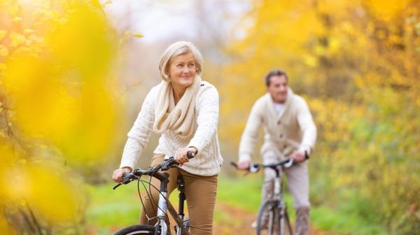"""""""Wellderly"""" es un término que combina las palabras vejez y buena salud, en inglés (Shutterstock)"""