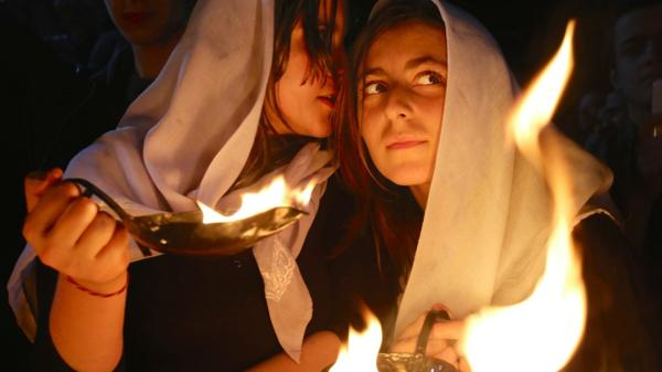 Mujeres Yazidíes (AP)