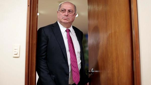 Paulo Bernardo fue detenido en Brasilia (Reuters)