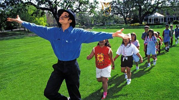 Su famosa propiedad Neverland Ranch era el punto de encuentro del cantante con los niños