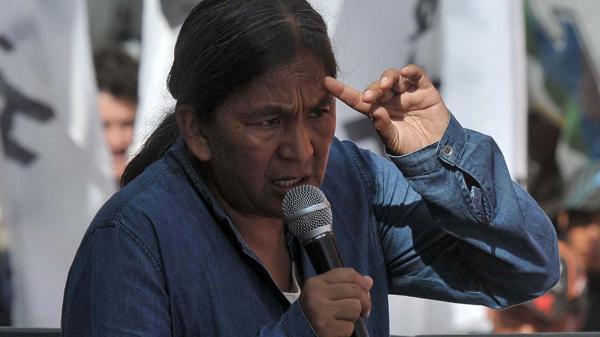 """Cooperativistas denunciaron """"amenazas y aprietes"""" por parte de Milagro Sala (Télam)"""