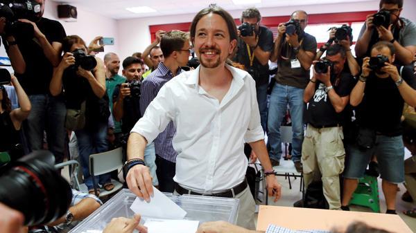 Pablo Iglesias, Secretario general de Podemos (Reuters)