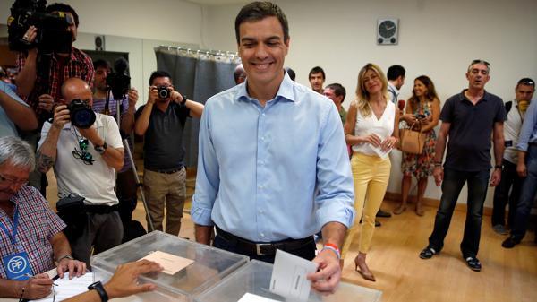 Pedro Sánchez, Secretario general del PSOE (Reuters)