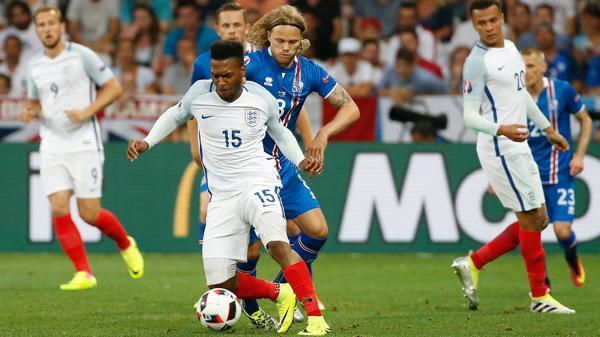 Islandia dio del gran golpe de la Eurocopa ante Inglaterra (Reuters)