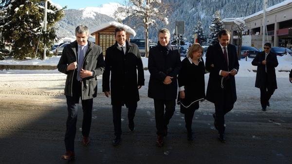El Presidente quiere replicar en Buenos Aires sus encuentros con los empresarios del mundo que participan del Foro de Davos