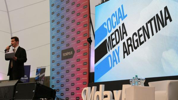 El Social Media Day convoca en Buenos Aires a especialistas en comunicación digital de todo el país (Nicolás Almanza)