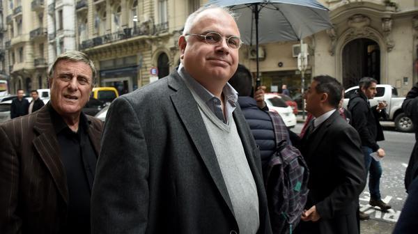 Daniel Ferreiro, lidera el espacio que confluyen clubes del Interior, de la Ciudad y del Gran Buenos Aires (Nicolás Stulberg)