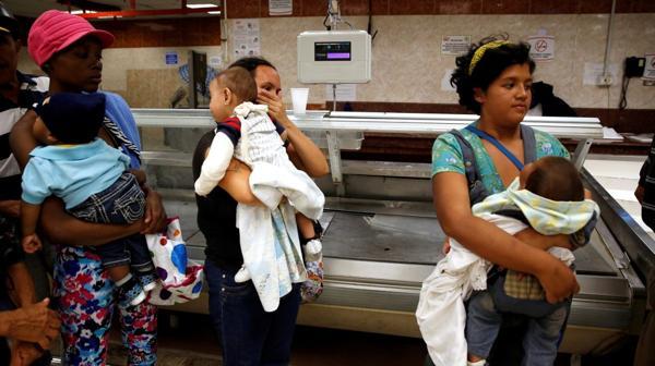 Desabastecimiento en Venezuela (Reuters)