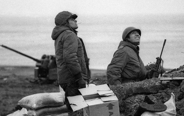 La guerra del Atlántico Sur enfrentó al Reino Unido y la Argentina por la soberanía de las Islas Malvinas que aún están en disputa (Télam)