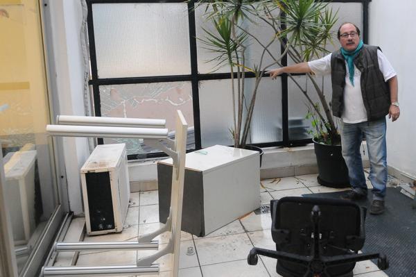 Responsabilizaron por lo ocurrido al empresario correntino Mariano Martínez Rojas (Télam)