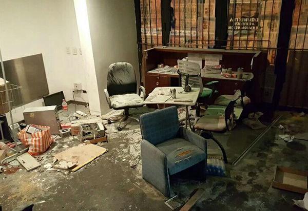 Sergio Szpolski, ex candidato a intendente del partido bonaerense de Tigre por el Frente para la Victoria, y Matías Garfunkel, dejaron de pagar los sueldos en diciembre, por lo cual los trabajadores decidieron armar una cooperativa