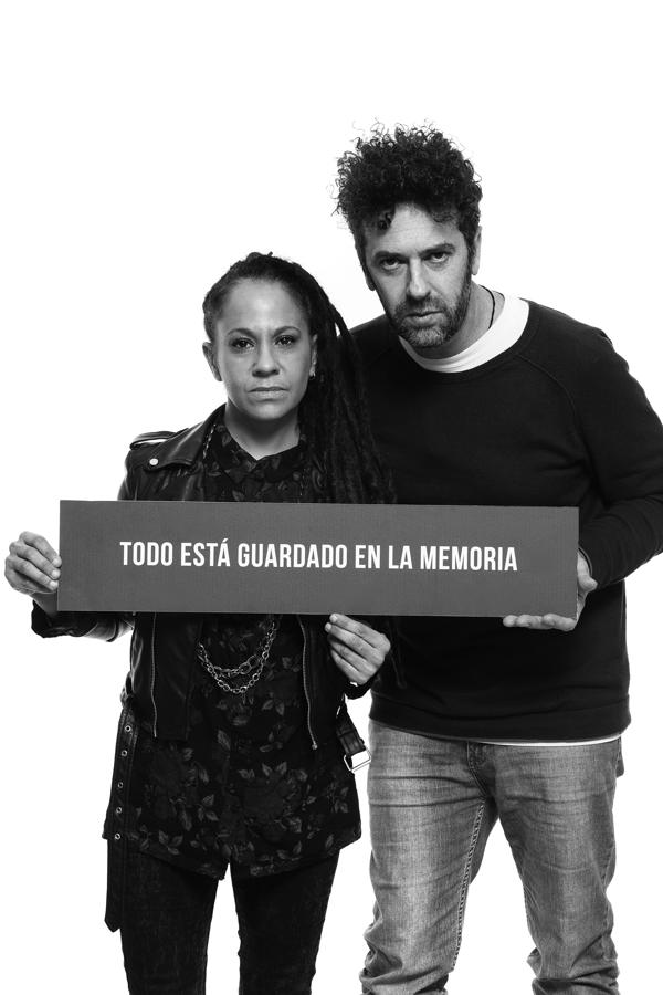 Miss Bolivia y Palo Pandolfo (Guido Chouela)