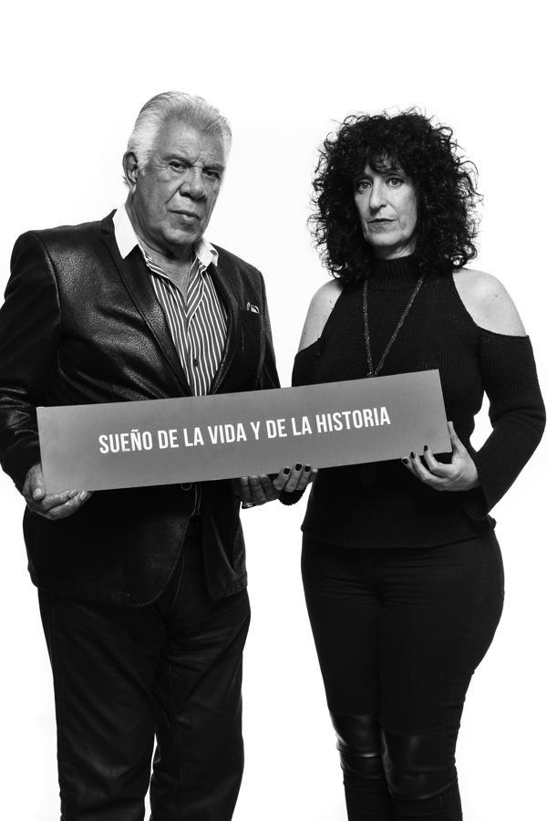 Raúl Lavié y Julia Zenko (Guido Chouela)