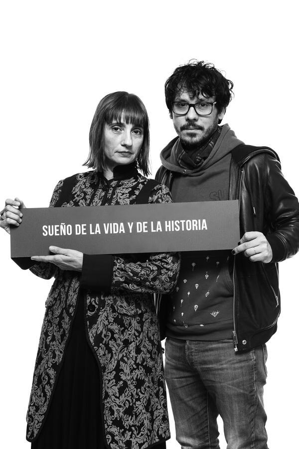 Hilda Lizarazu y Lisandro Aristimuño (Guido Chouela)