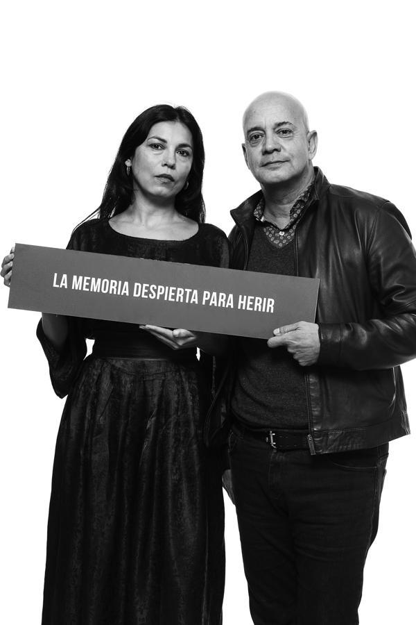 Charo Bogarín y el Bahiano (Guido Chouela)