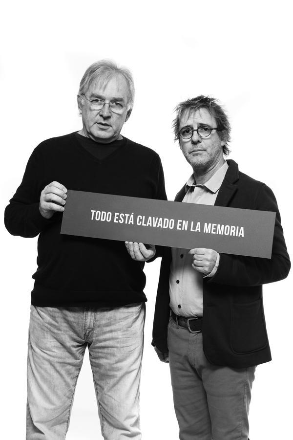 Luis Pescetti y Mex Urtizberea (Guido Chouela)