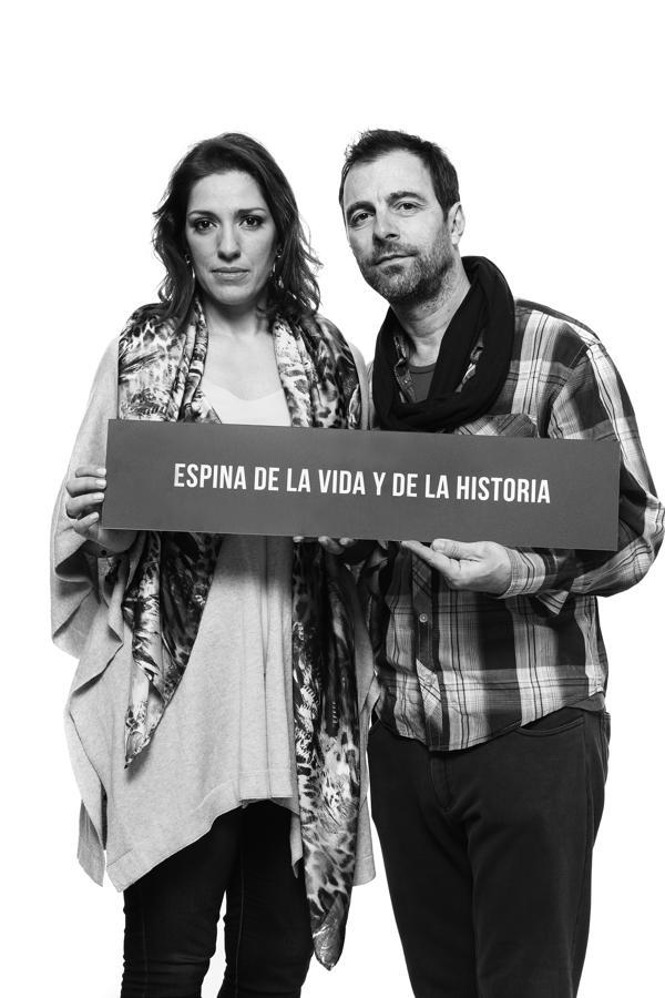 Ligia Piro y Kevin Johansen (Guido Chouela)
