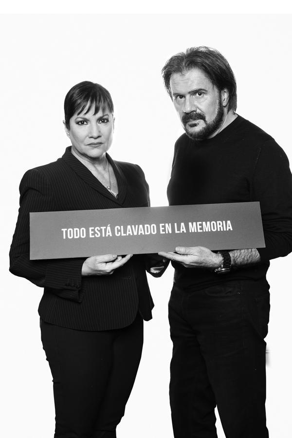 Lucía y Joaquín Galán (Guido Chouela)