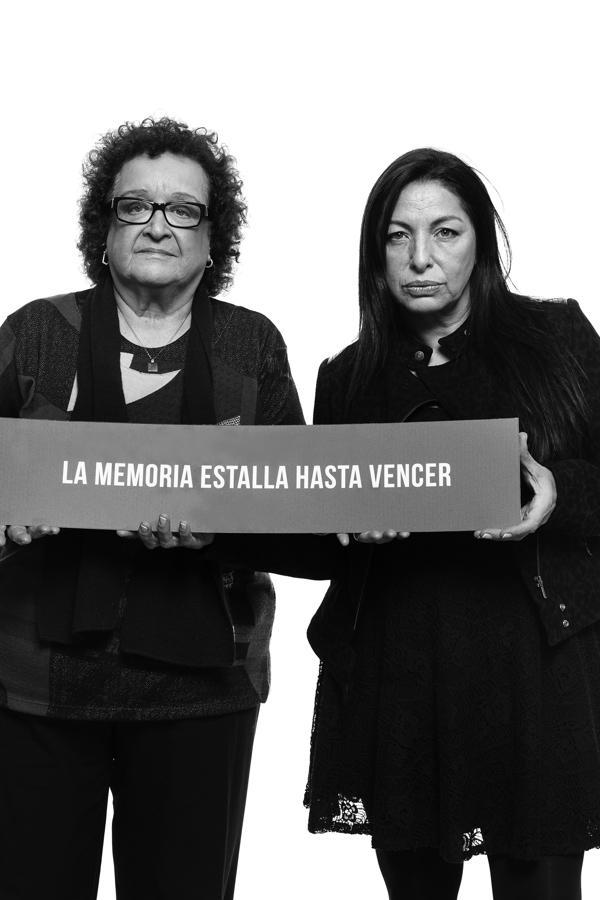 Marian Farías Gómez y Mavi Díaz (Guido Chouela)
