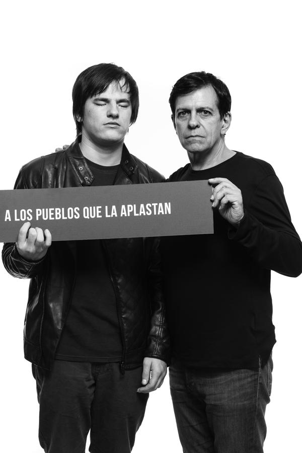 Guillermo Fernández y Nahuel Pennisi (Guido Chouela)