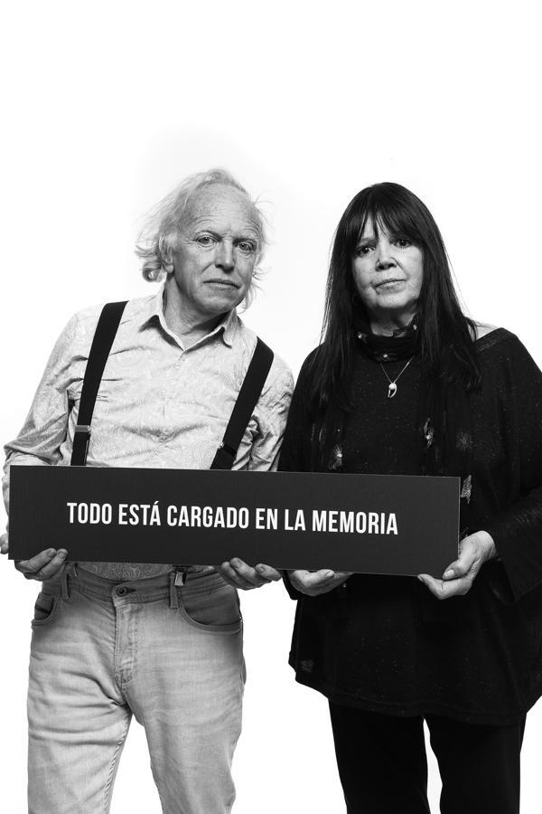 Miguel Cantilo y Marilina Ross (Guido Chouela)