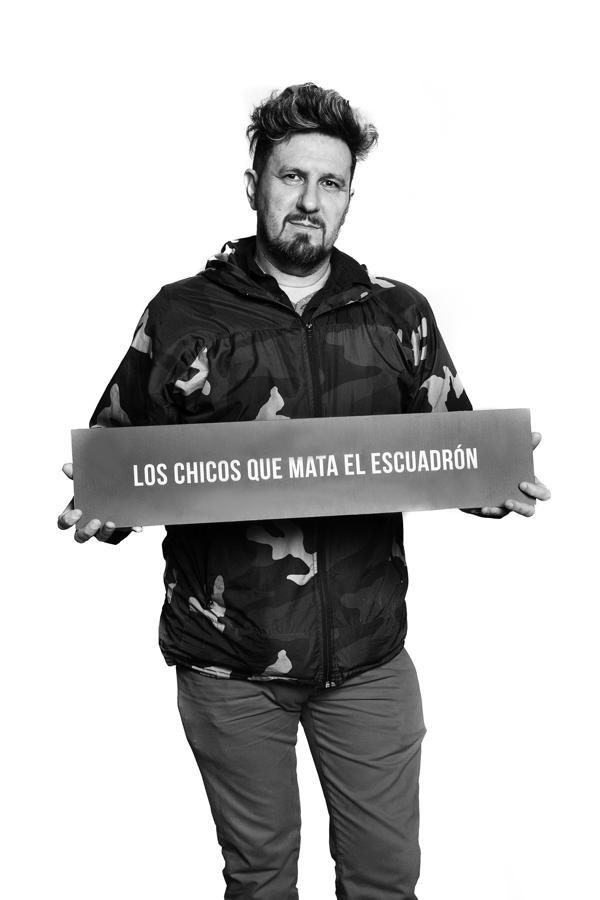 Cucho Parisi (Guido Chouela)