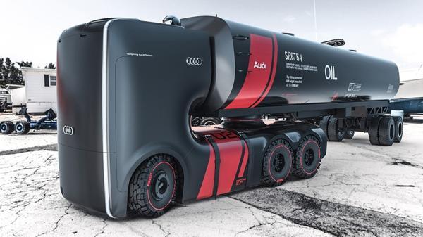 El modelo cisterna de Audi gana en eficiencia energética y en conectividad