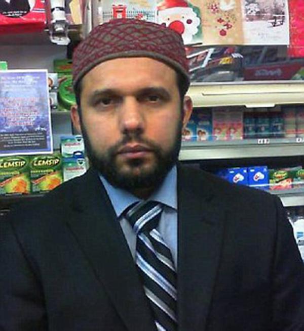 Asad Shah pertenecía a la secta Ahmadi y debió escapar en 1991 hacia Escocia por el odio religioso en Pakistán