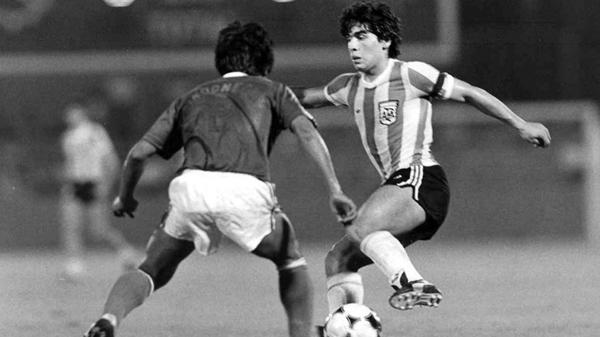 1979: Argentina ganó su primer Mundial juvenil de fútbol en Japón. Con un equipo liderado por Diego Maradona y dirigido por César Luis Menotti venció a la Unión Soviética en la final por 3 a 1.