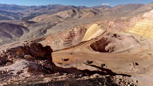 La mina Veladero tiene autorizado un consumo de 110 litros de agua por segundo.