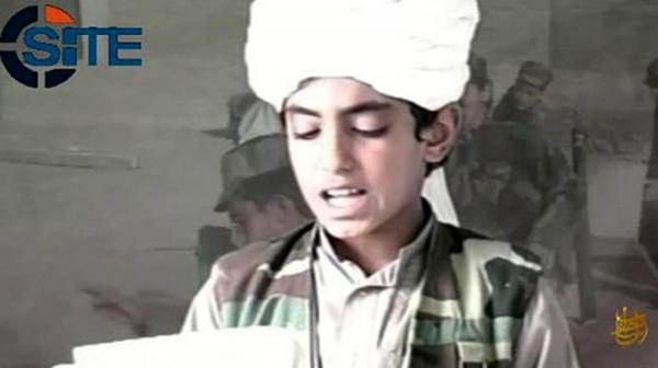 Se cree que Hamza hoy tiene 25 años y que vive en Pakistán