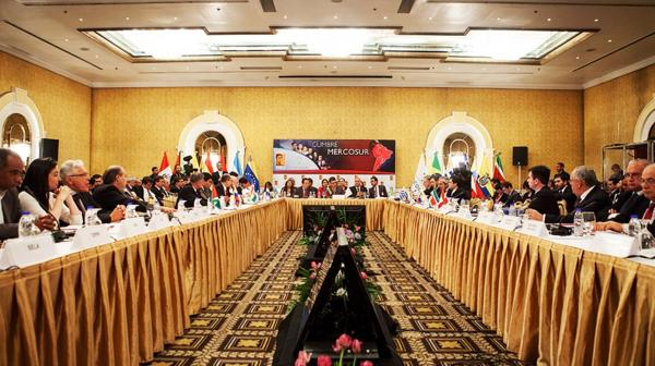 El Mercosur atraviesa una profunda crisis (AFP)