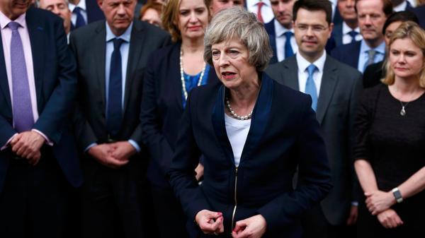 Un documento filtrado revela que el Reino Unido no tiene una estrategia definida para salir de la Unión Europea