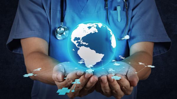 El objetivo es que médicos de todo el mundo puedan estar conectados y brindar teleasistencia (Shutterstock)