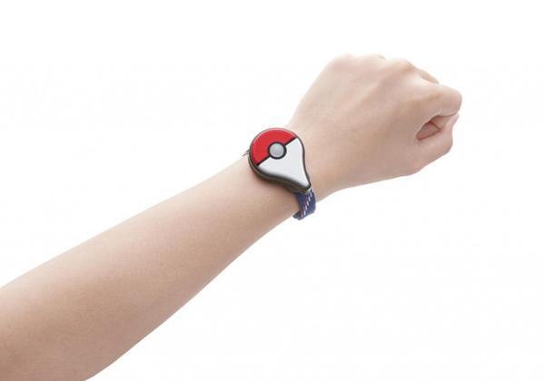 (Nintendo) La pulsera 'Pokémon Go Plus'