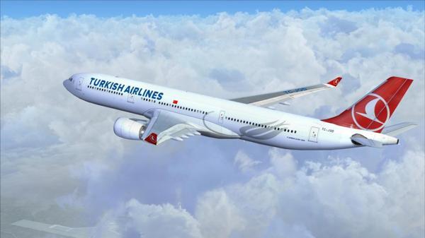Turkish Airlines, séptima