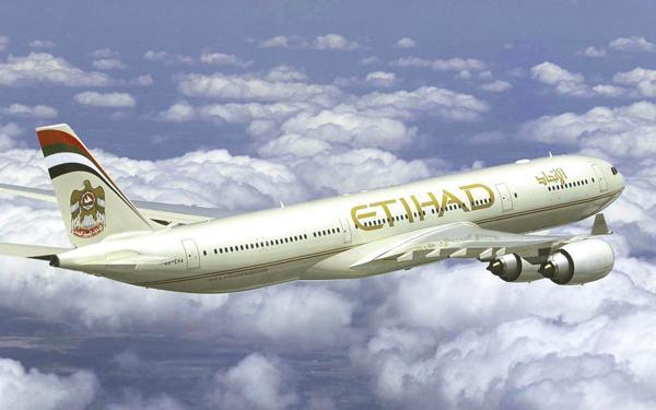 Etihad, también de Emiratos Árabes, se ubica sexta