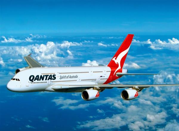 La australiana Qantas se ubica novena