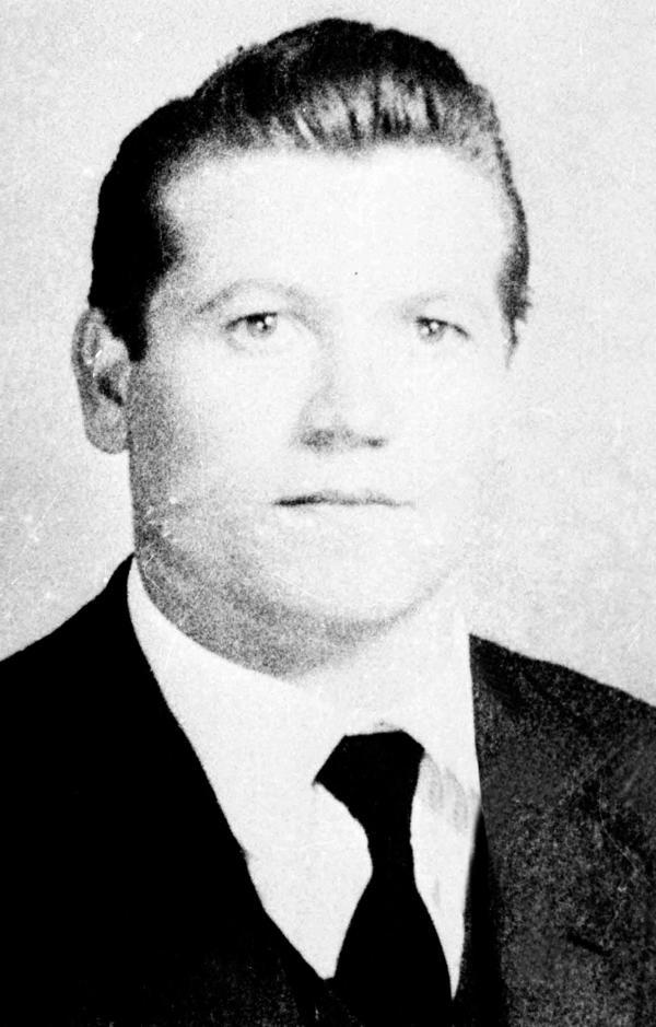 Bernardo Provenzano cuando era más joven y gobernaba la Cosa Nostra con mano de hierro (AP)