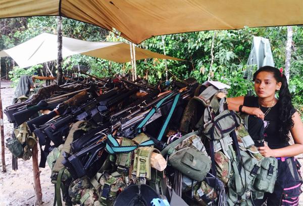 Armas de las FARC (REC)