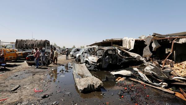 Nueve personas murieron y 32 resultaron heridas en un atentado el martes (Reuters)