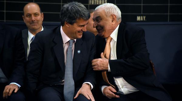 Los nuevos bonos que emitió el Ministerio de Hacienda fueron bien recibidos por los mercados (Nicolás Stulberg)