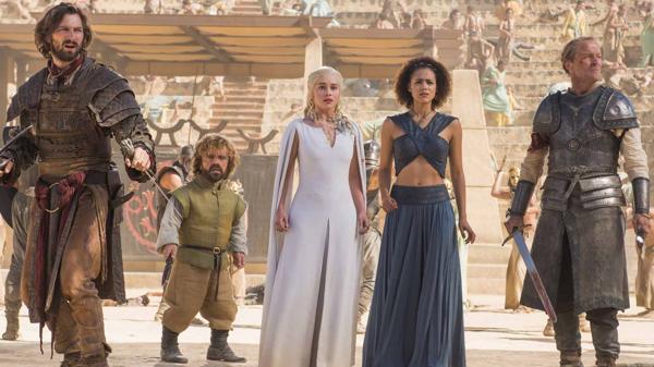 Game of Thrones se convirtió en la serie que más galardones se llevó en la historia, con 38 Emmys