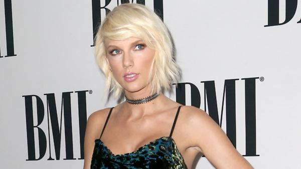Taylor Swift es la famosa mejor paga del mundo según la revista Forbes (AP)