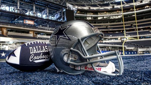 Los Cowboys de Dallas no ganan desde 1995, pero el marketing los hace ser los primeros