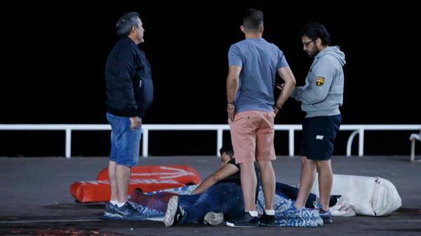 El ataque dejó múltiples heridos y muertos (Reuters)