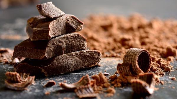 El chocolate puede generar múltiples beneficios en la dieta (Shutterstock)