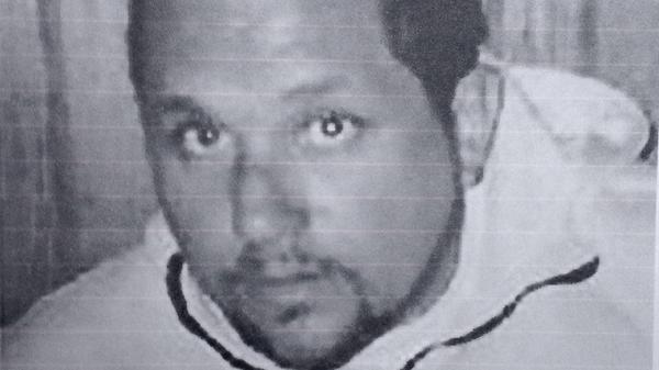 La imagen difundida por el Ministerio de Justicia para pedir datos sobre el capo narco.