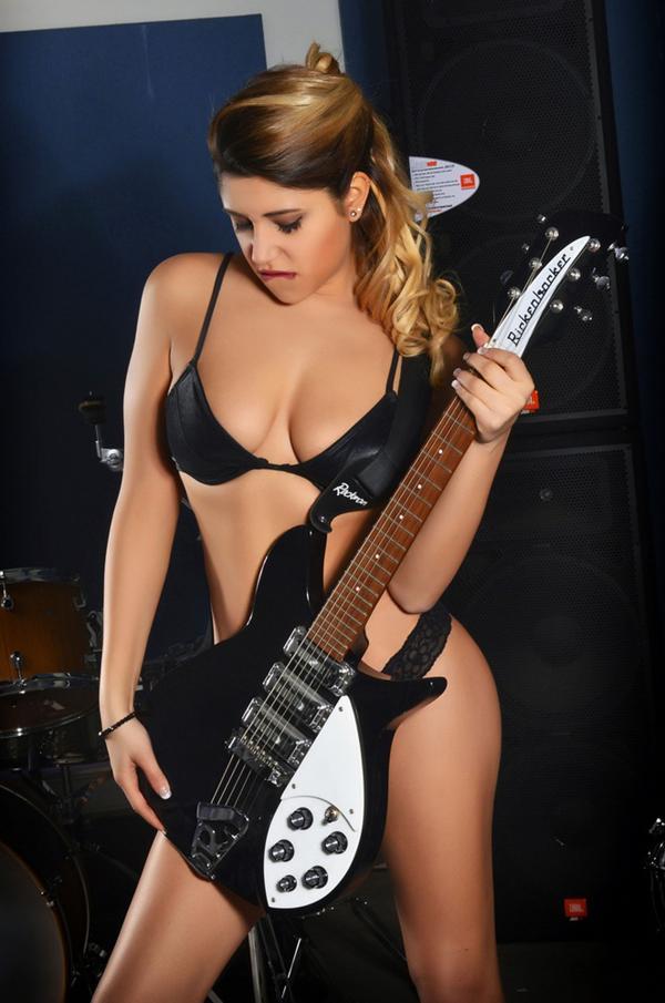 La bella modelo tiene 23 años y es de San Martín, Provincia de Buenos Aires